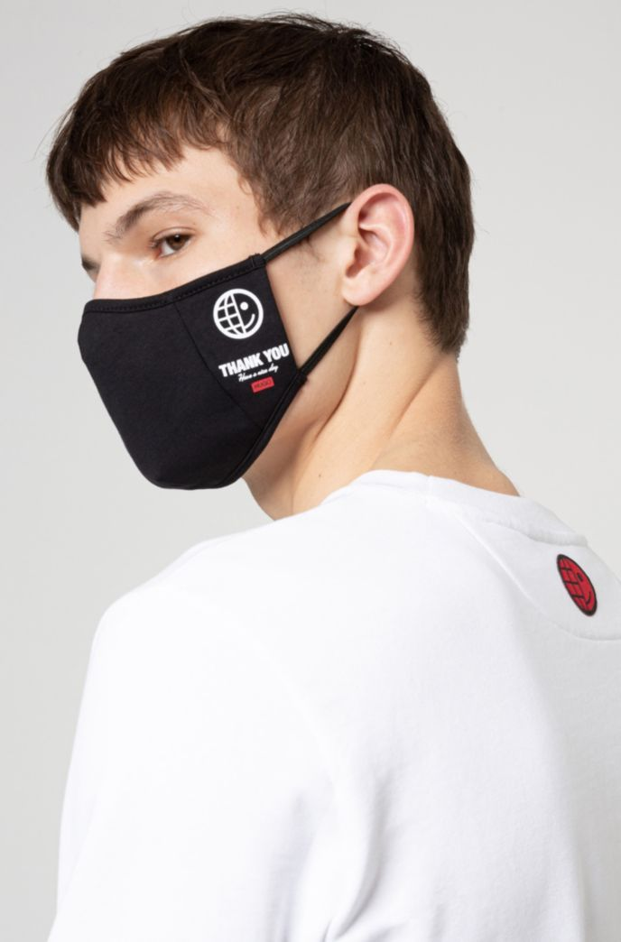Unisex face mask in Recot2® cotton