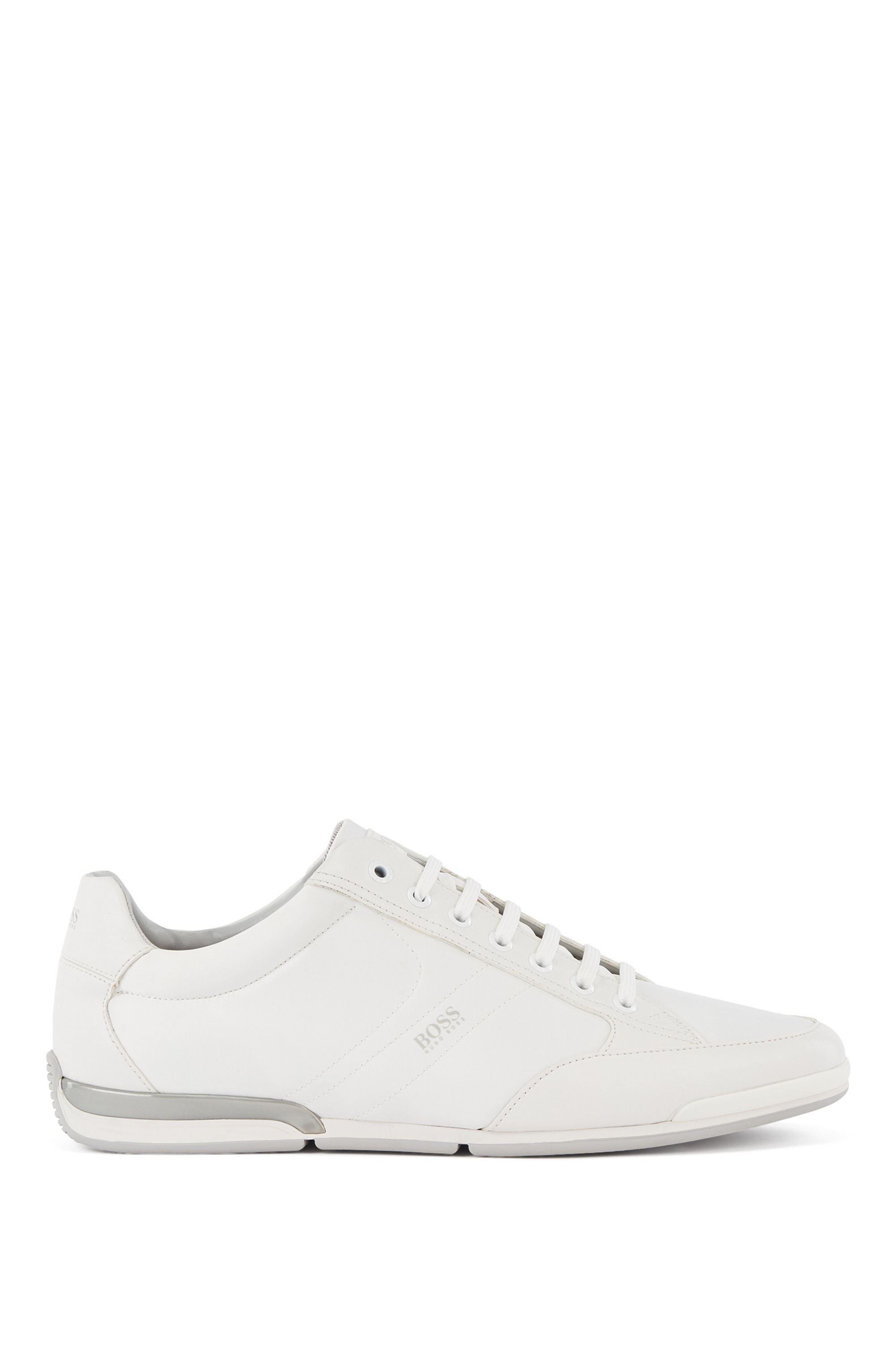 Sneakers mit Innensohle aus Memory-Schaum, Weiß