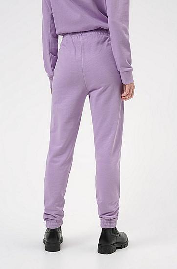 Recot²® 棉质法国毛圈布宽松版型运动裤,  521_Bright Purple