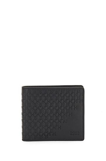 钱夹加皮革钱包礼盒套装,  001_Black