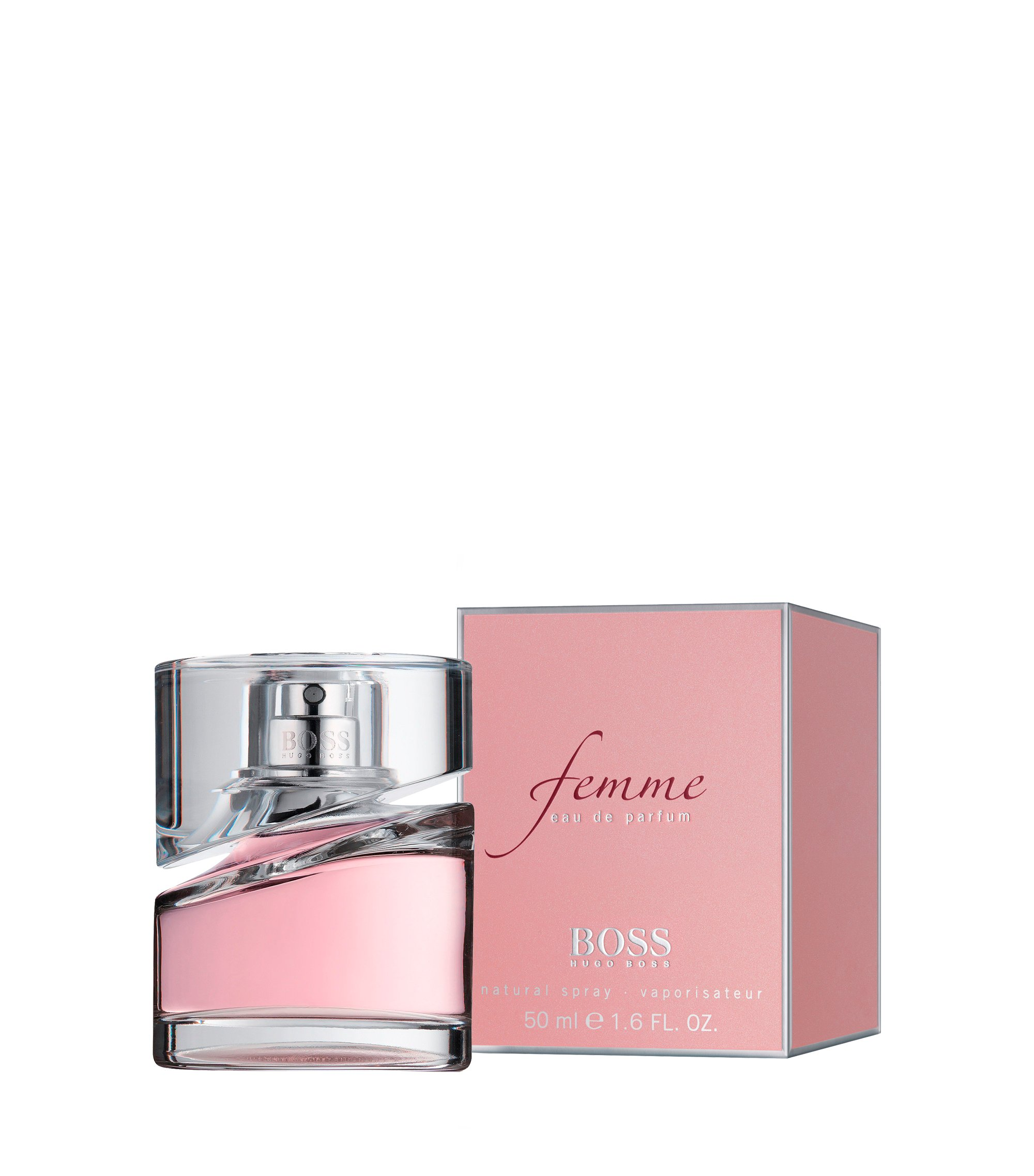 Femme by BOSS Eau de Parfum 50 ml , Assorted-Pre-Pack