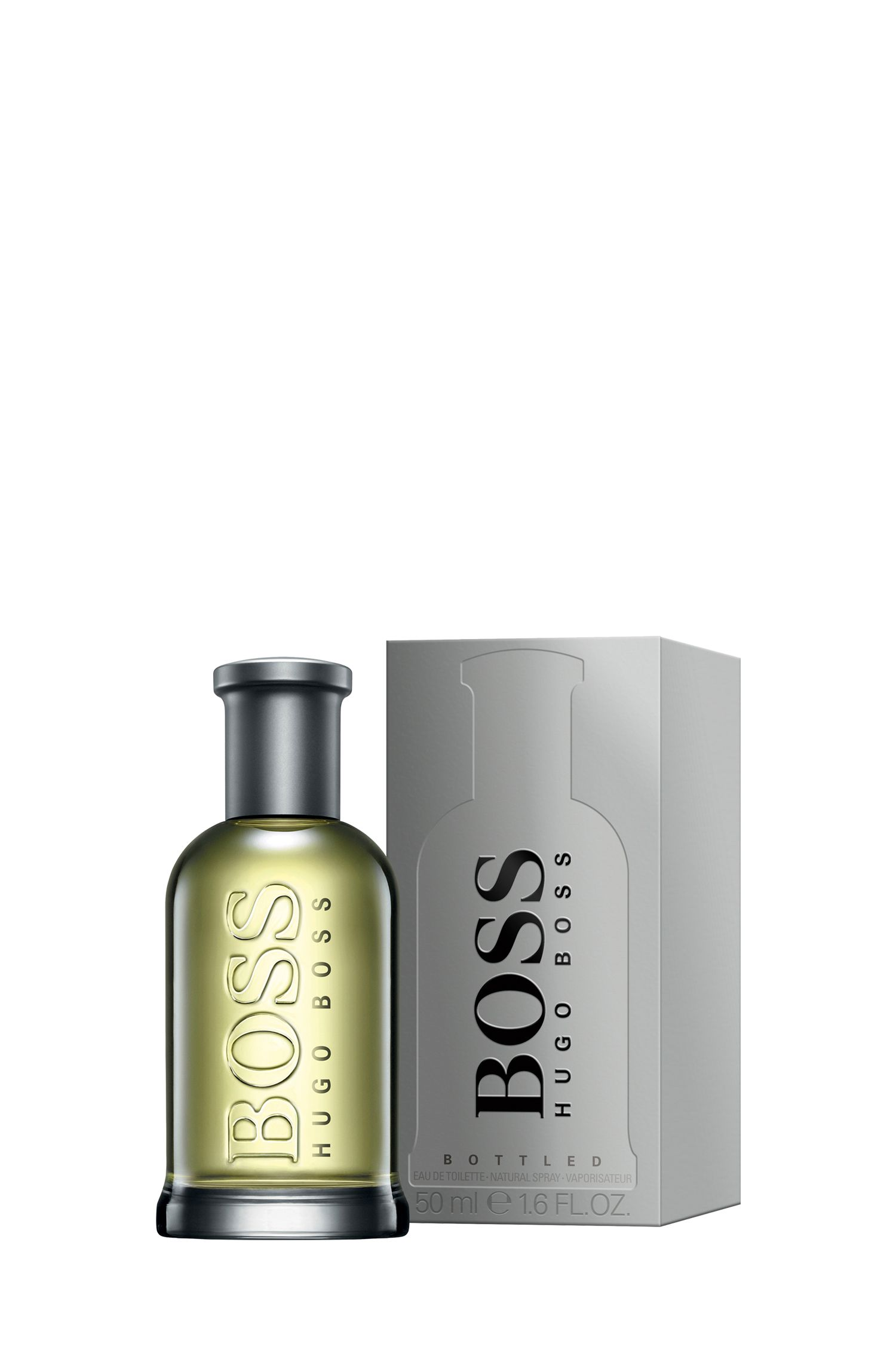 BOSS Bottled Eau de Toilette 50 ml, Assorted-Pre-Pack