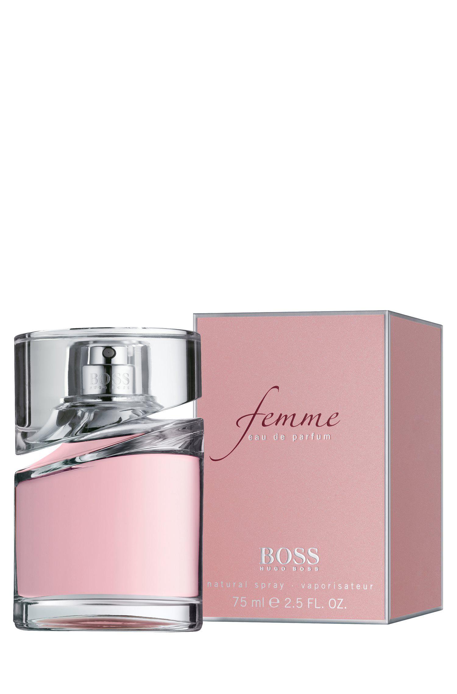 Femme by BOSS eau de parfum 75ml , Assorted-Pre-Pack