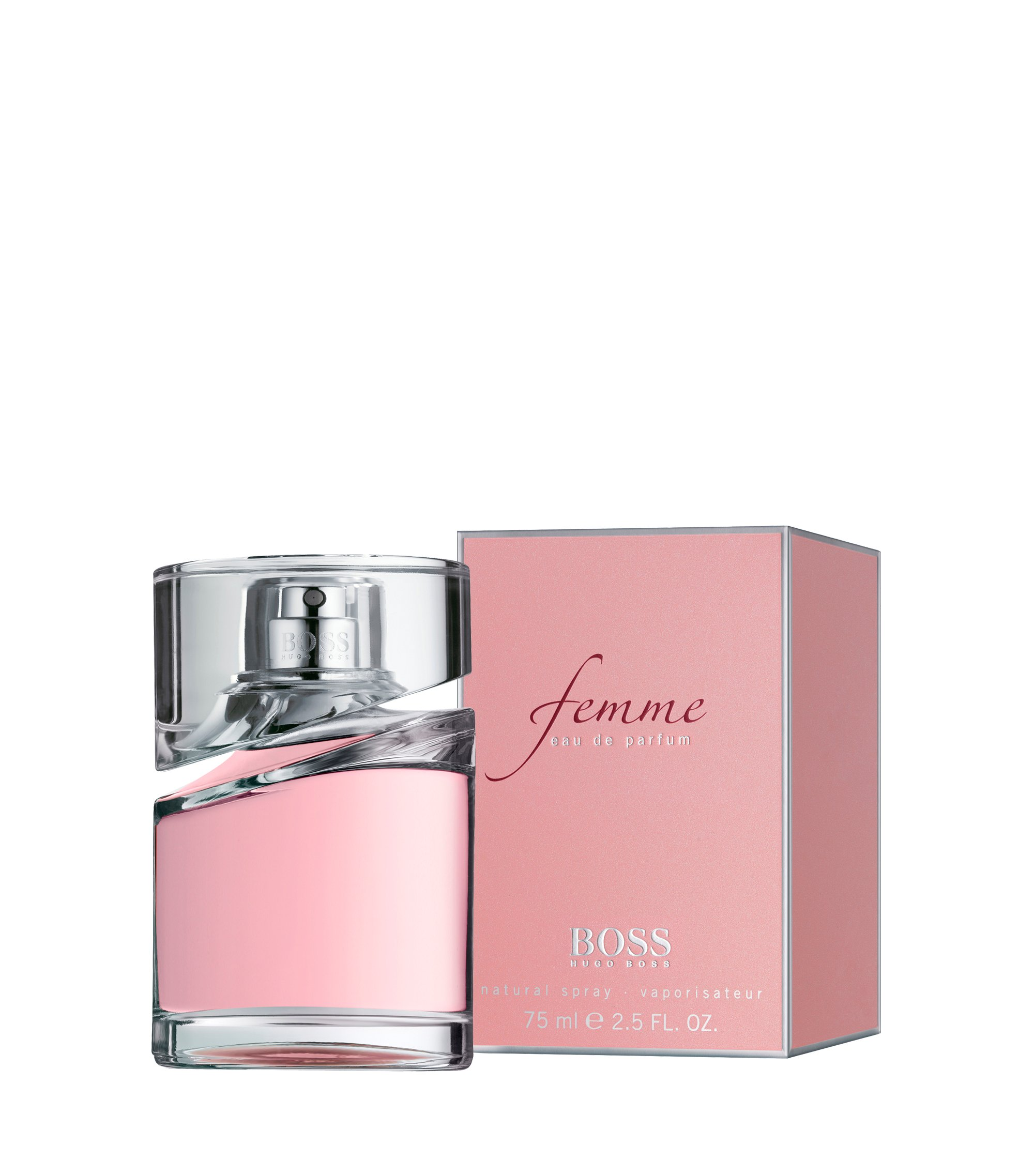 Femme by BOSS Eau de Parfum 75 ml , Assorted-Pre-Pack