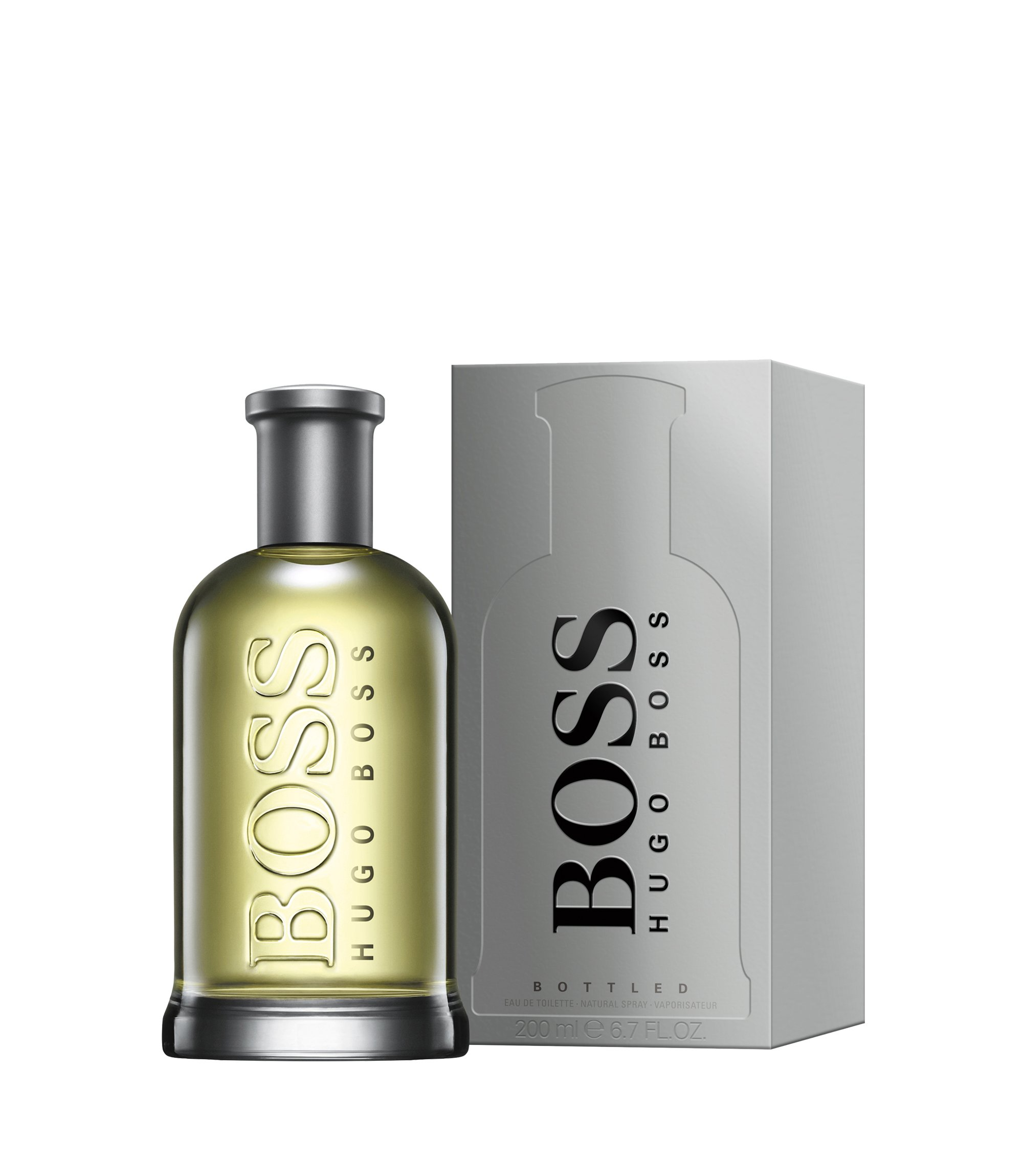 Eau de toilette BOSS Bottled de 200 ml, Assorted-Pre-Pack