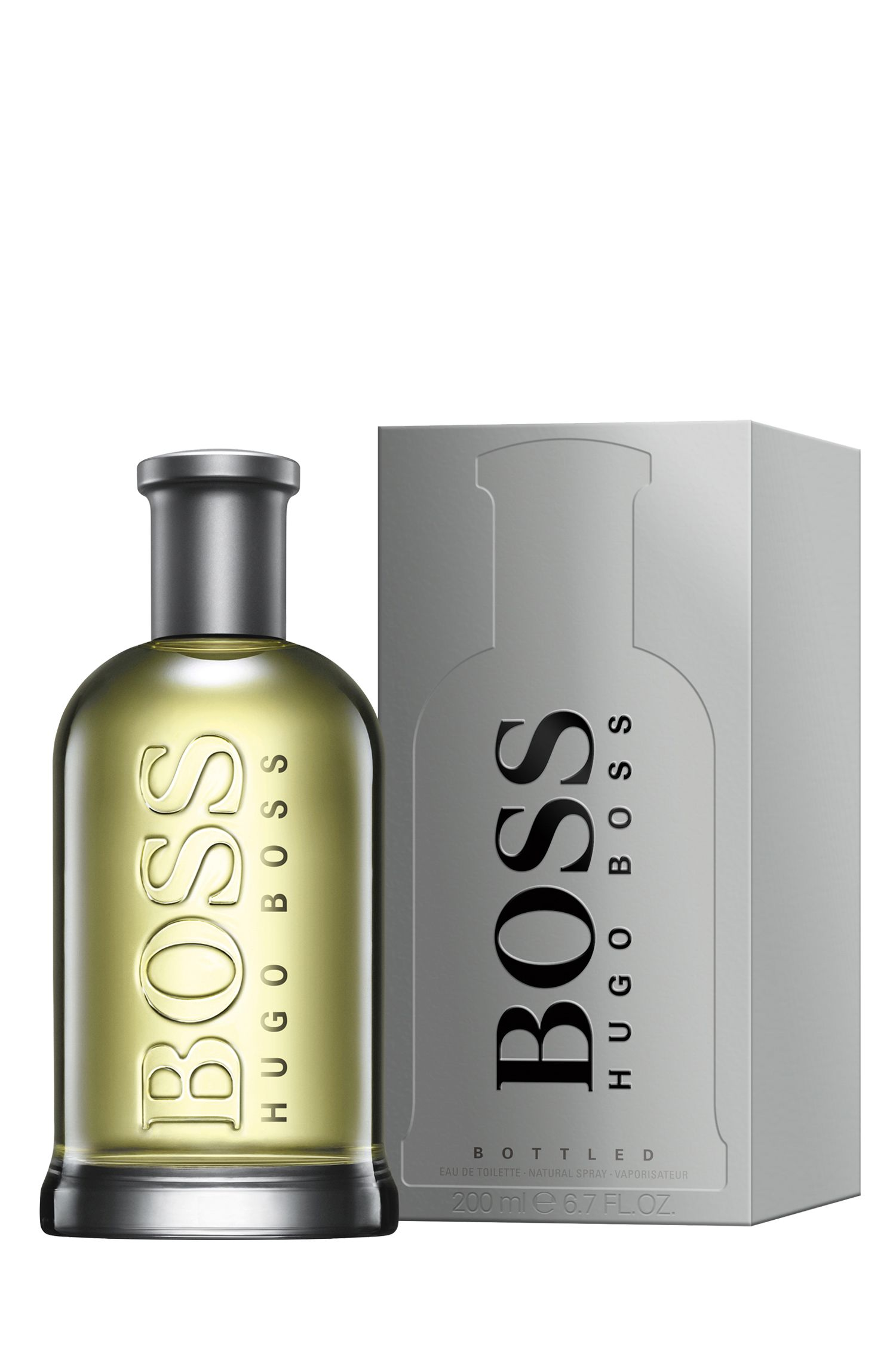 Eau de Toilette BOSS Bottled, 200 ml, Assorted-Pre-Pack