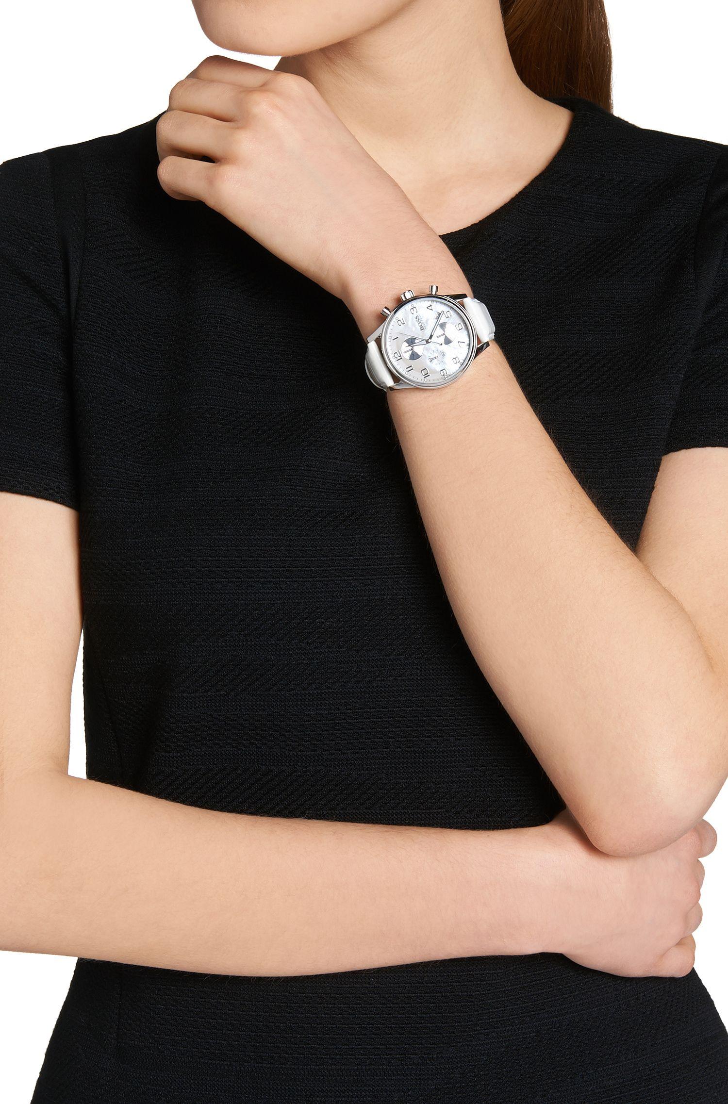 Montre chronographe étanche «HB-5005»