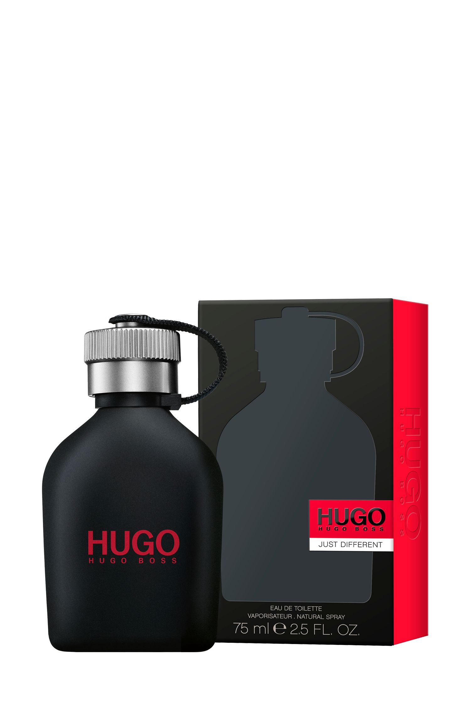 Eau de Toilette HUGO Just Different, 75 ml, Assorted-Pre-Pack