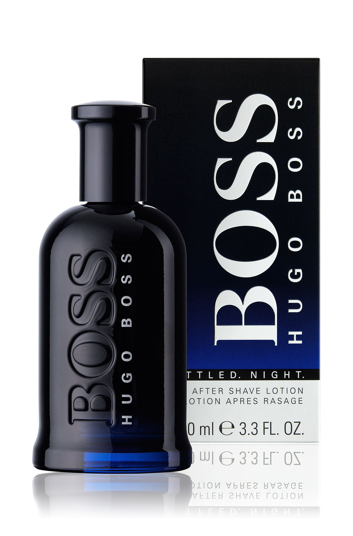BOSS Bottled Night Aftershave 100 ml, Assorted-Pre-Pack