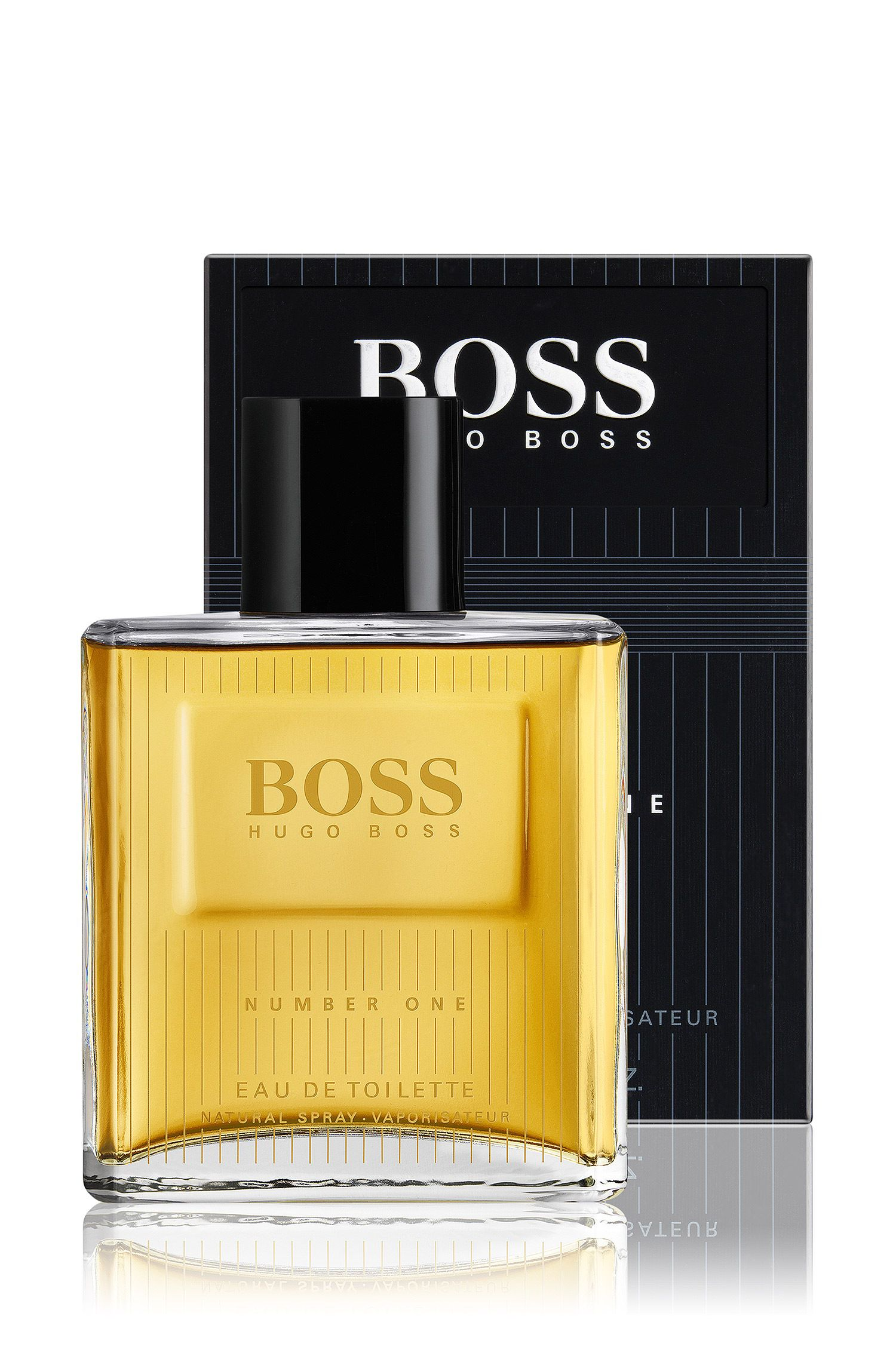 Eau de Toilette BOSS Number One, 125 ml, Assorted-Pre-Pack