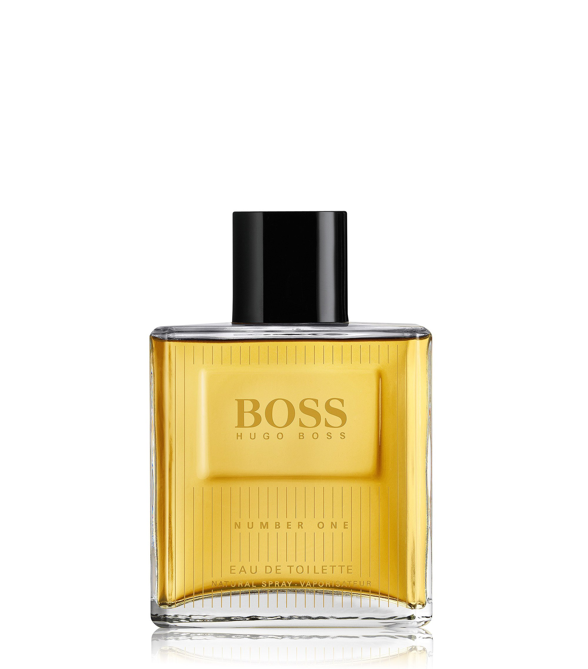 Eau de toilette BOSS Number One de 125 ml, Assorted-Pre-Pack