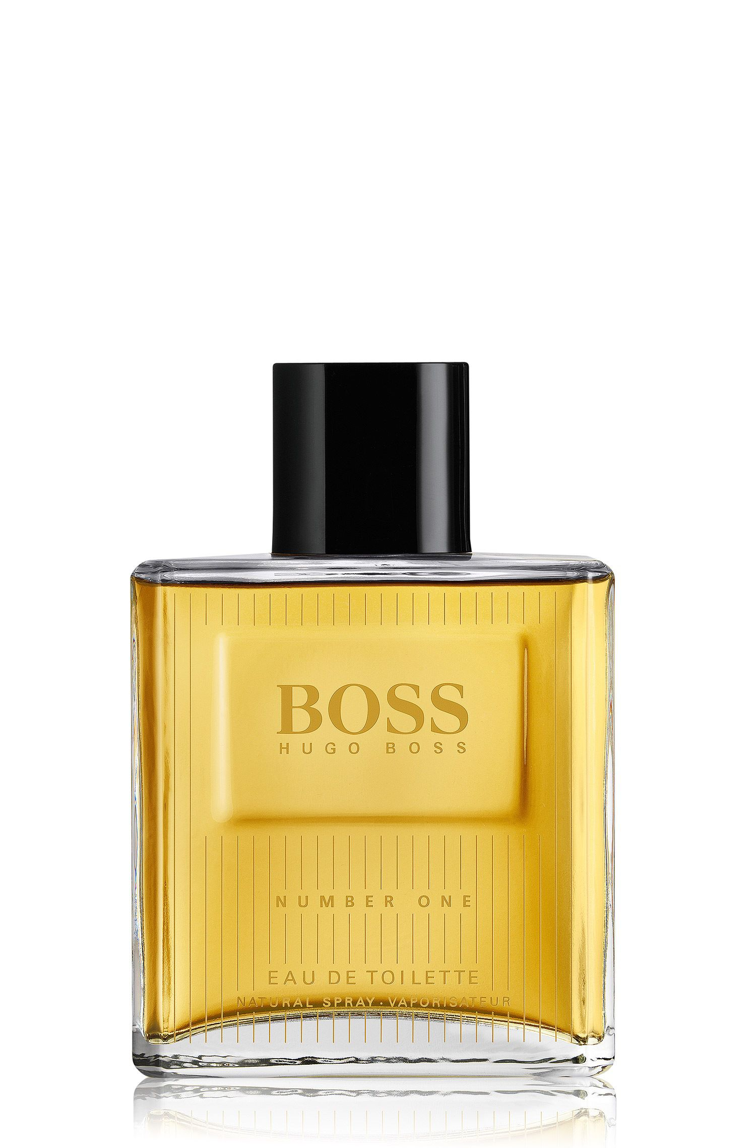 Eau de toilette BOSS Number One de 125 ml