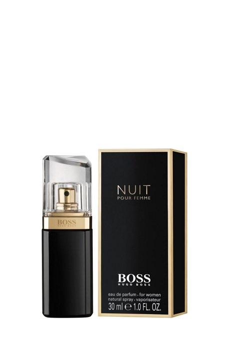größter Rabatt geeignet für Männer/Frauen Werksverkauf Eau de parfum BOSS Nuit pour femme 30 ml