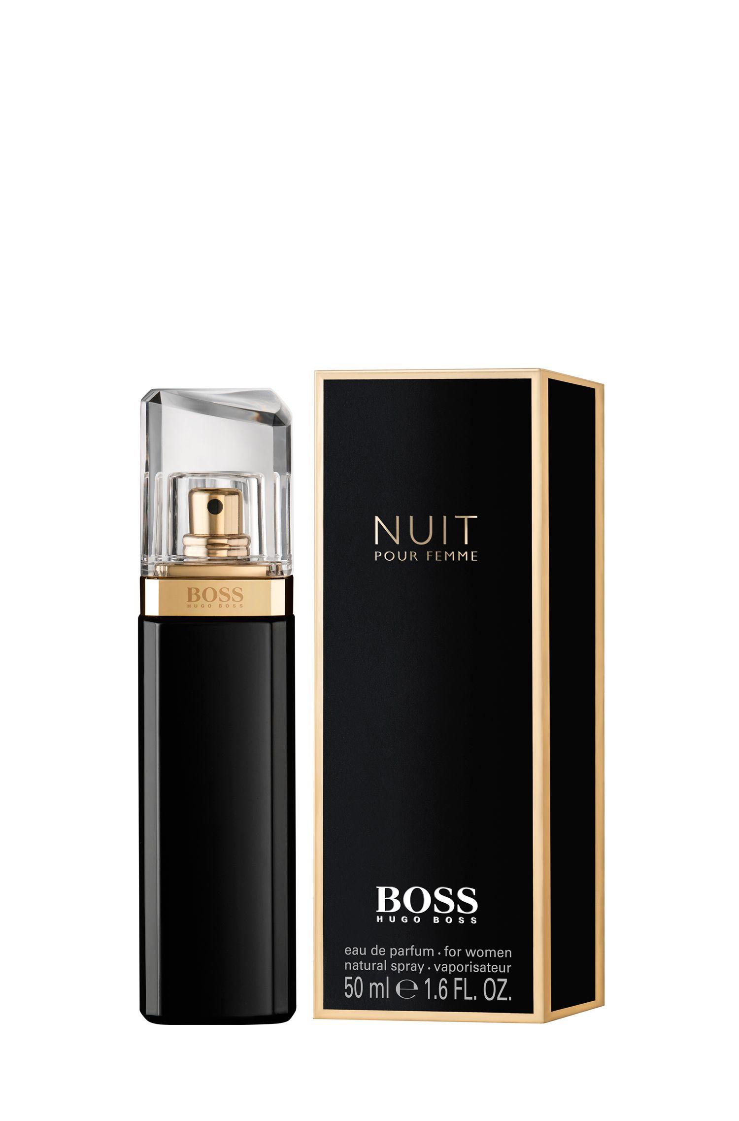 Eau de parfum BOSS Nuit pour femme de 50ml, Assorted-Pre-Pack