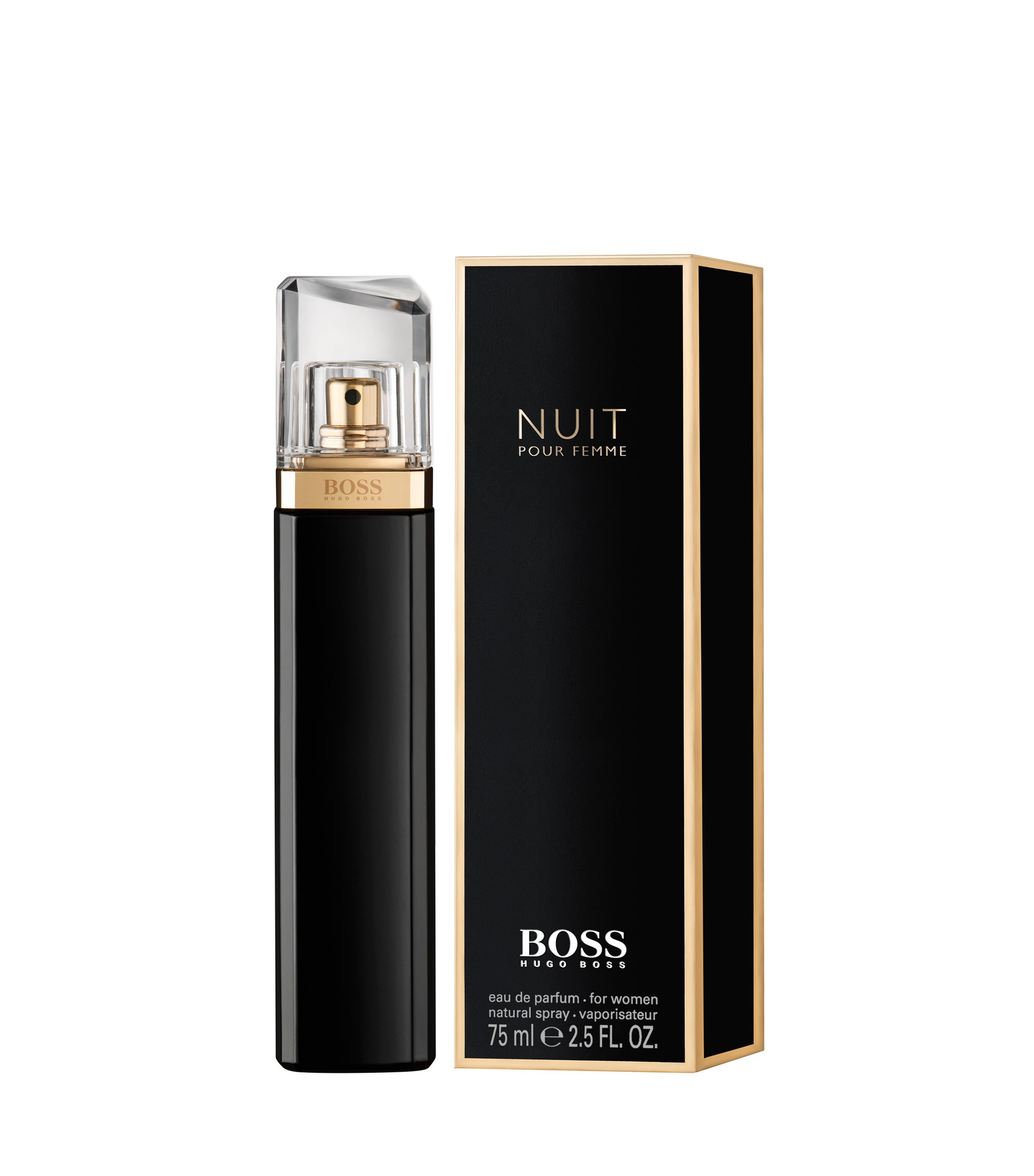 'BOSS Nuit' Eau de Parfum 75 ml, Assorted-Pre-Pack