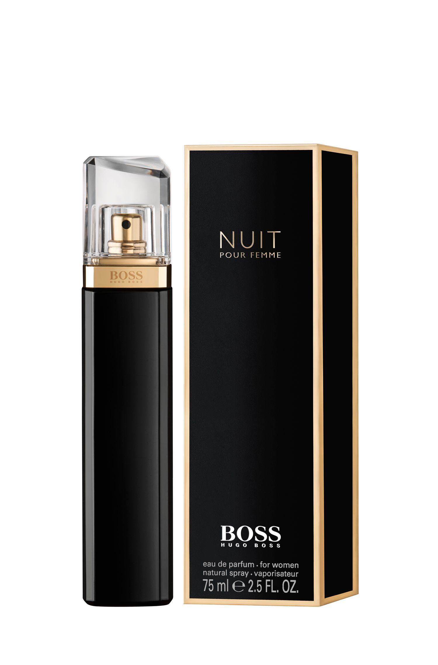 Eau de parfum BOSS Nuit pour femme de 75ml