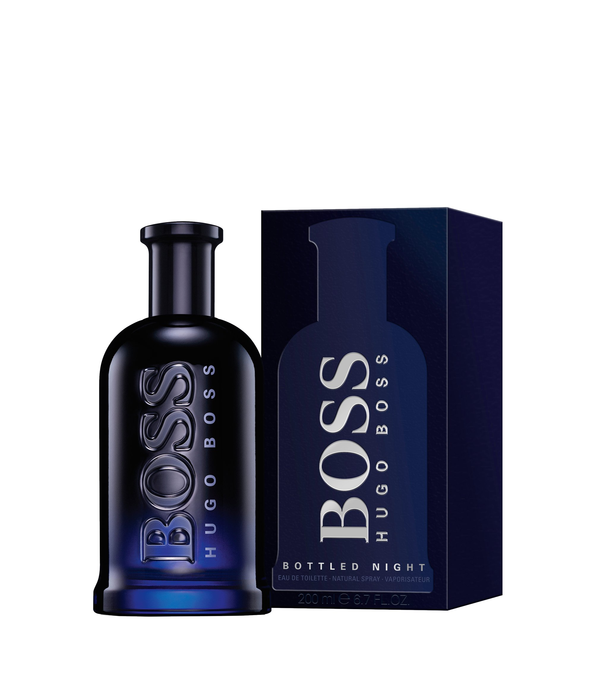 BOSS Bottled Night eau de toilette 200ml , Assorted-Pre-Pack