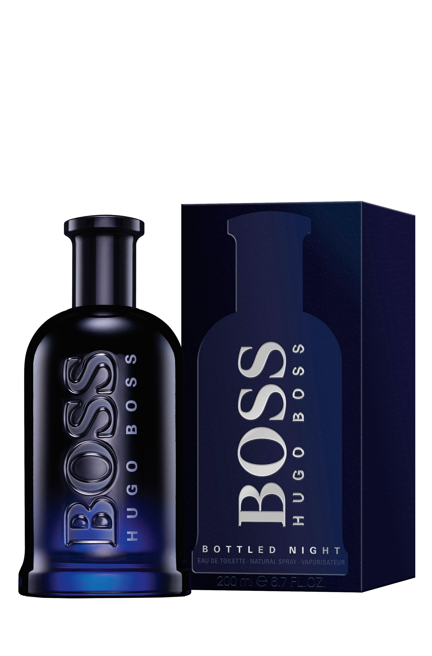 Eau de Toilette BOSS Bottled Night, 200 ml