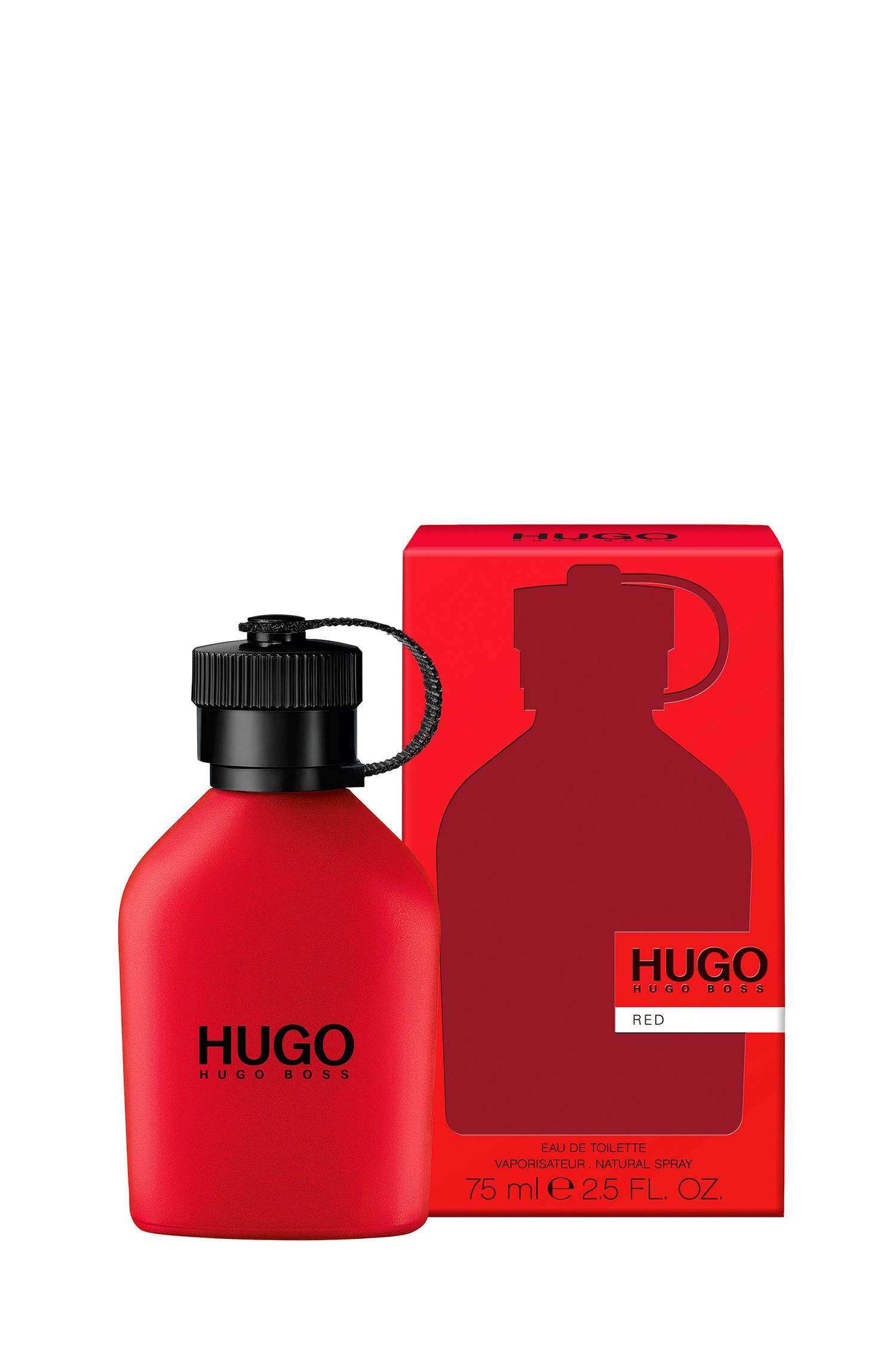 Eau de Toilette HUGO Red, 75ml