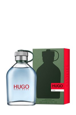 HUGO Man Eau de Toilette 200 ml , Assorted-Pre-Pack
