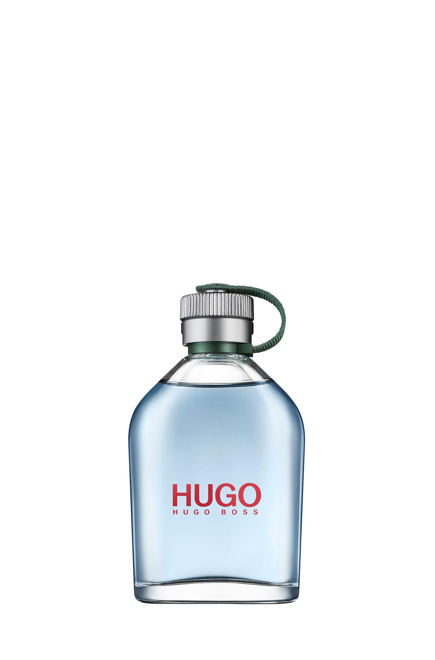 HUGO Man Eau de Toilette 200ml , Assorted-Pre-Pack