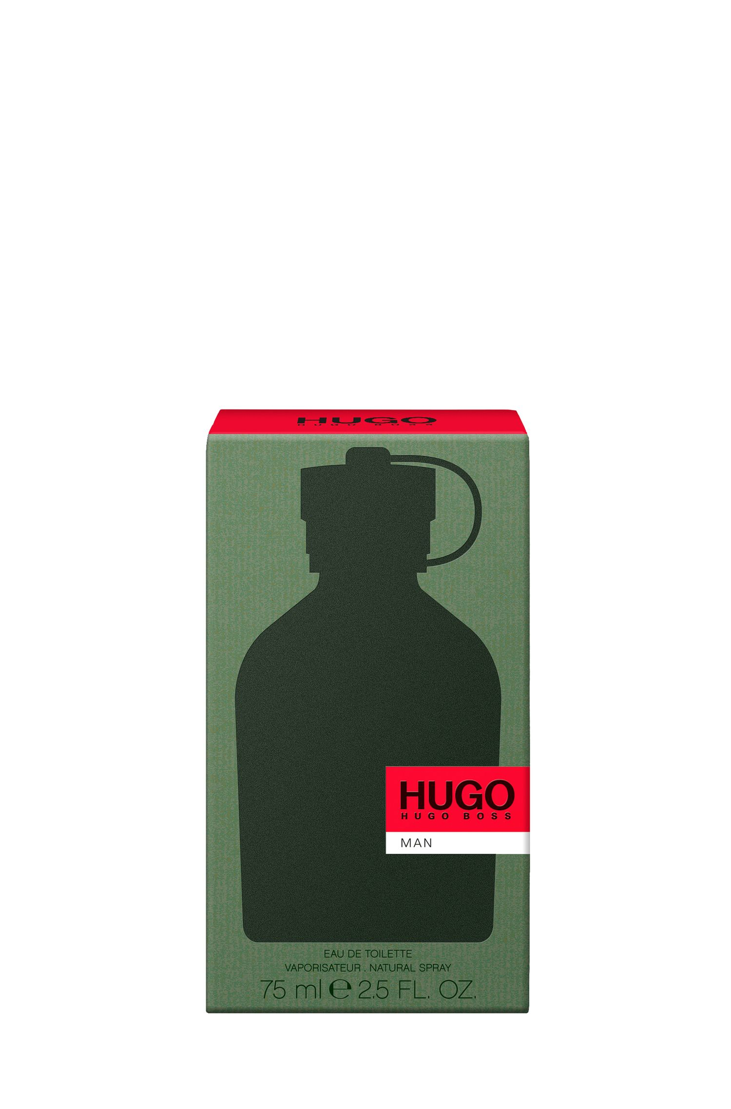 Eau de toilette HUGO Man de 75 ml