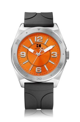 Montre-bracelet «HO7008» avec bracelet en silicone, Assorted-Pre-Pack