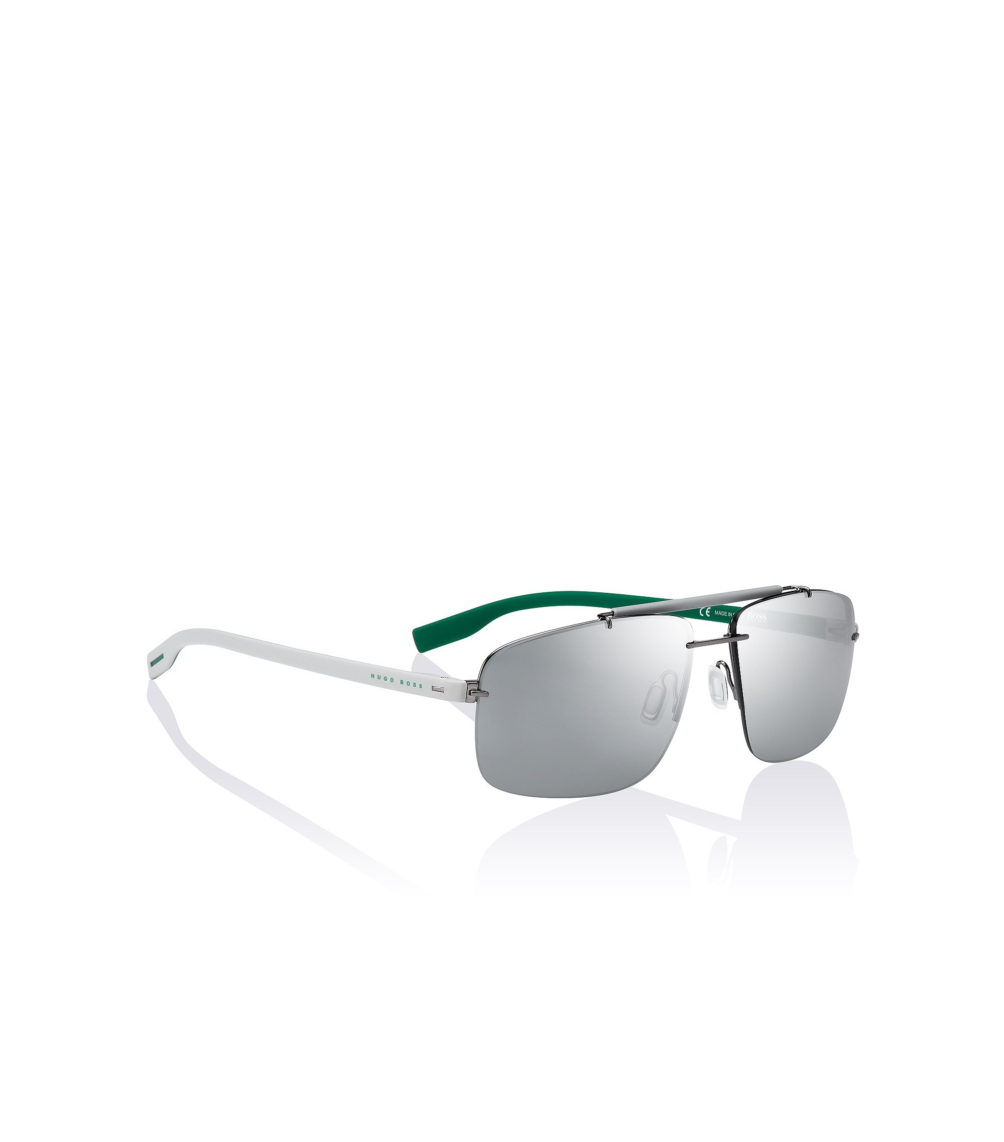 Sonnenbrille im Two-Tone-Dessin: ´BOSS 0608`, Assorted-Pre-Pack