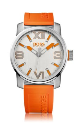 Armbanduhr ´HO7008` mit Silikon-Armband, Assorted-Pre-Pack