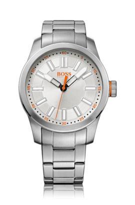 Armbanduhr ´HO7001` im Edelstahldessin, Assorted-Pre-Pack