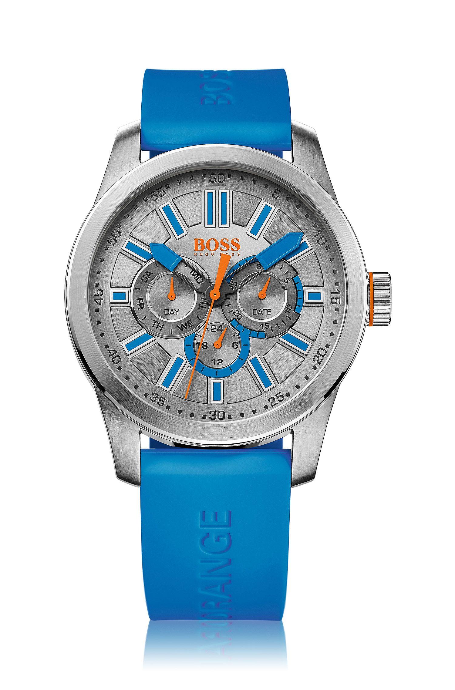 Armbanduhr ´HO7000` mit Silikonarmband