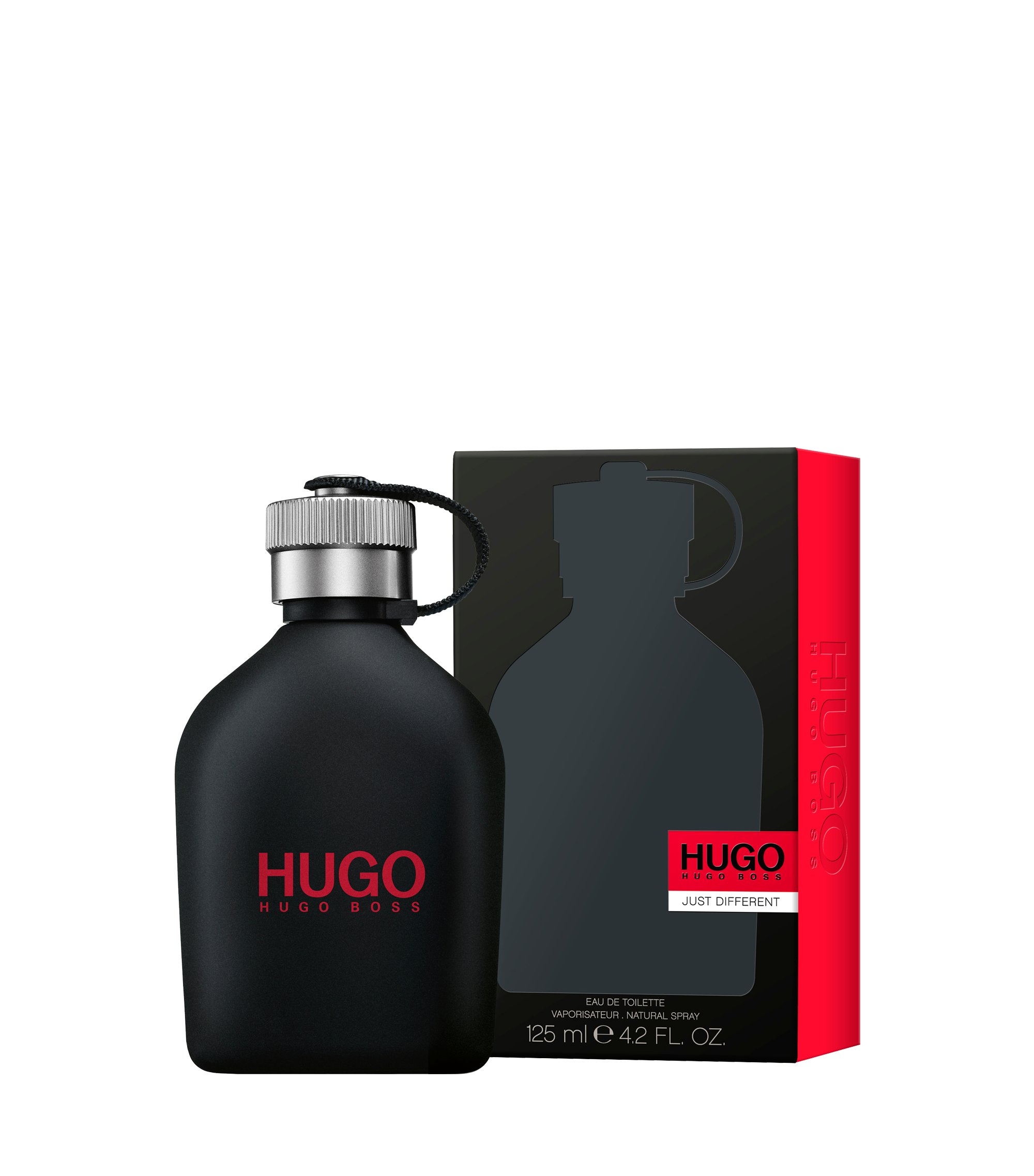 Eau de toilette HUGO Just Different de 125 ml, Assorted-Pre-Pack