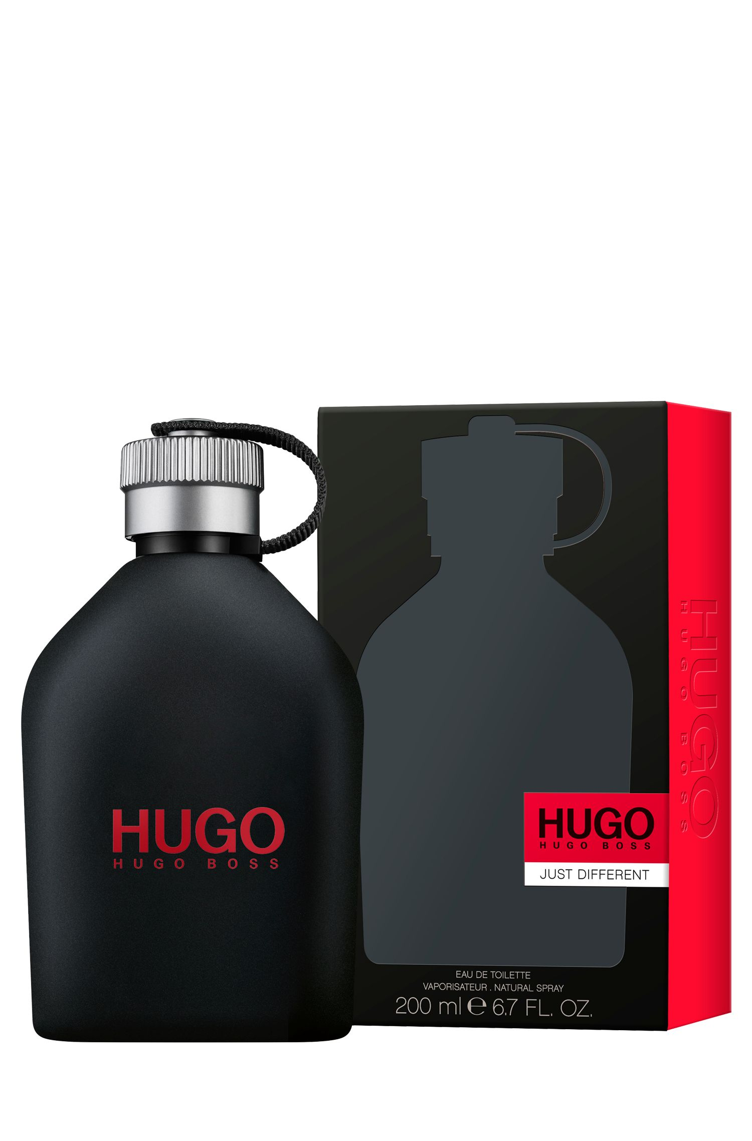 Eau de toilette HUGO Just Different de 200 ml