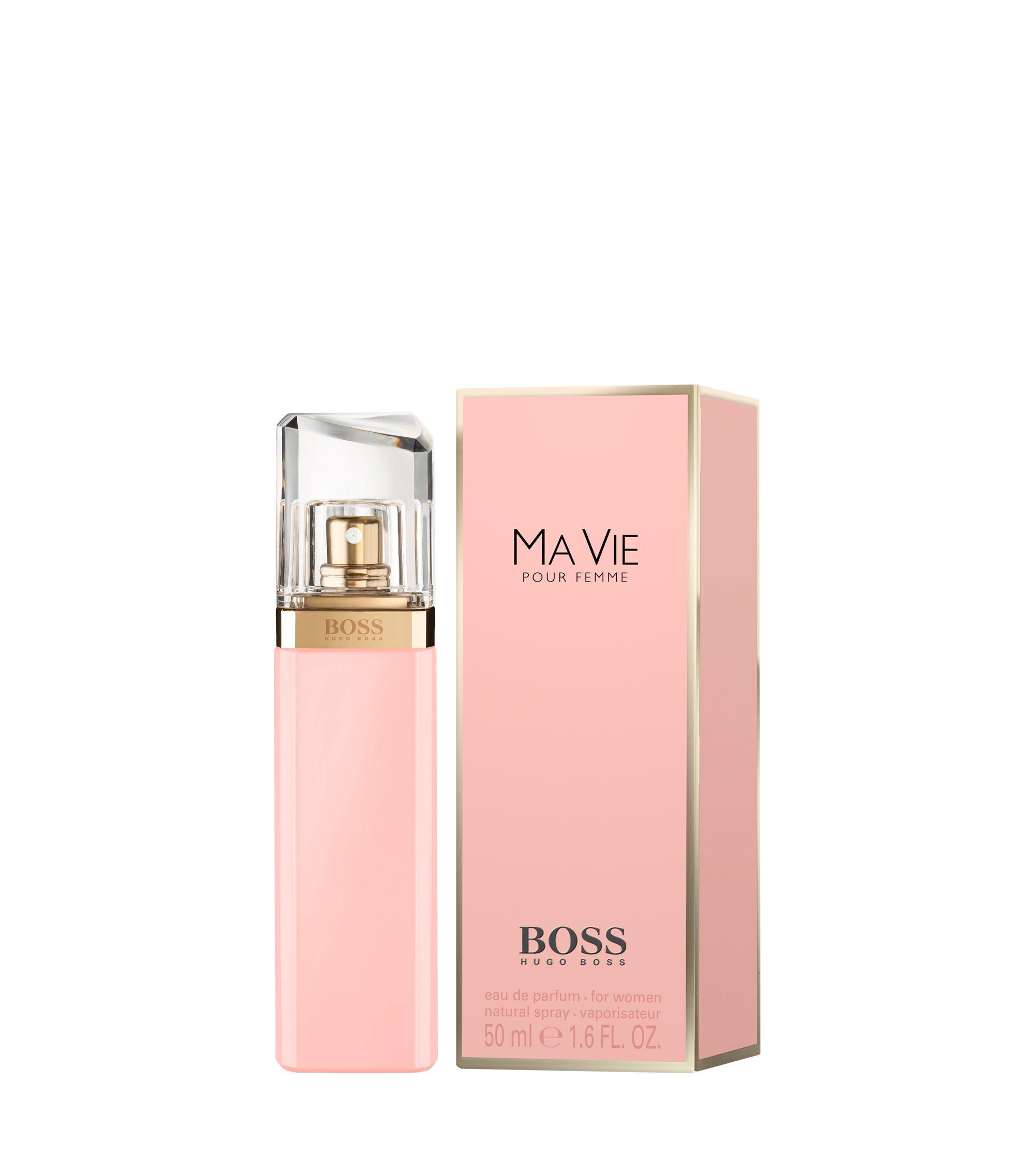 BOSS Ma Vie Pour Femme Eau de Parfum 50ml, Assorted-Pre-Pack