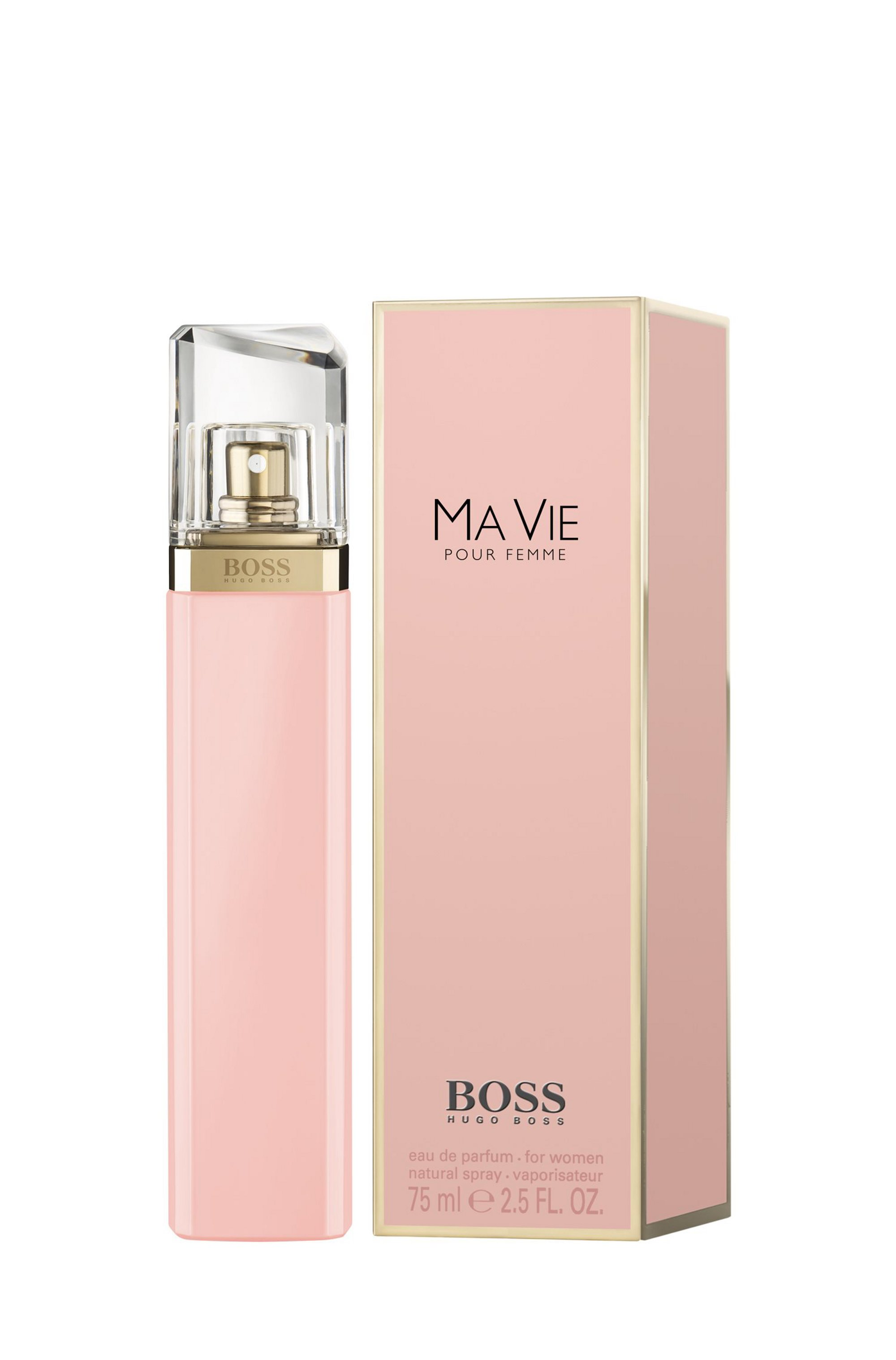 Eau de Parfum BOSS Ma Vie pour femme, 75ml