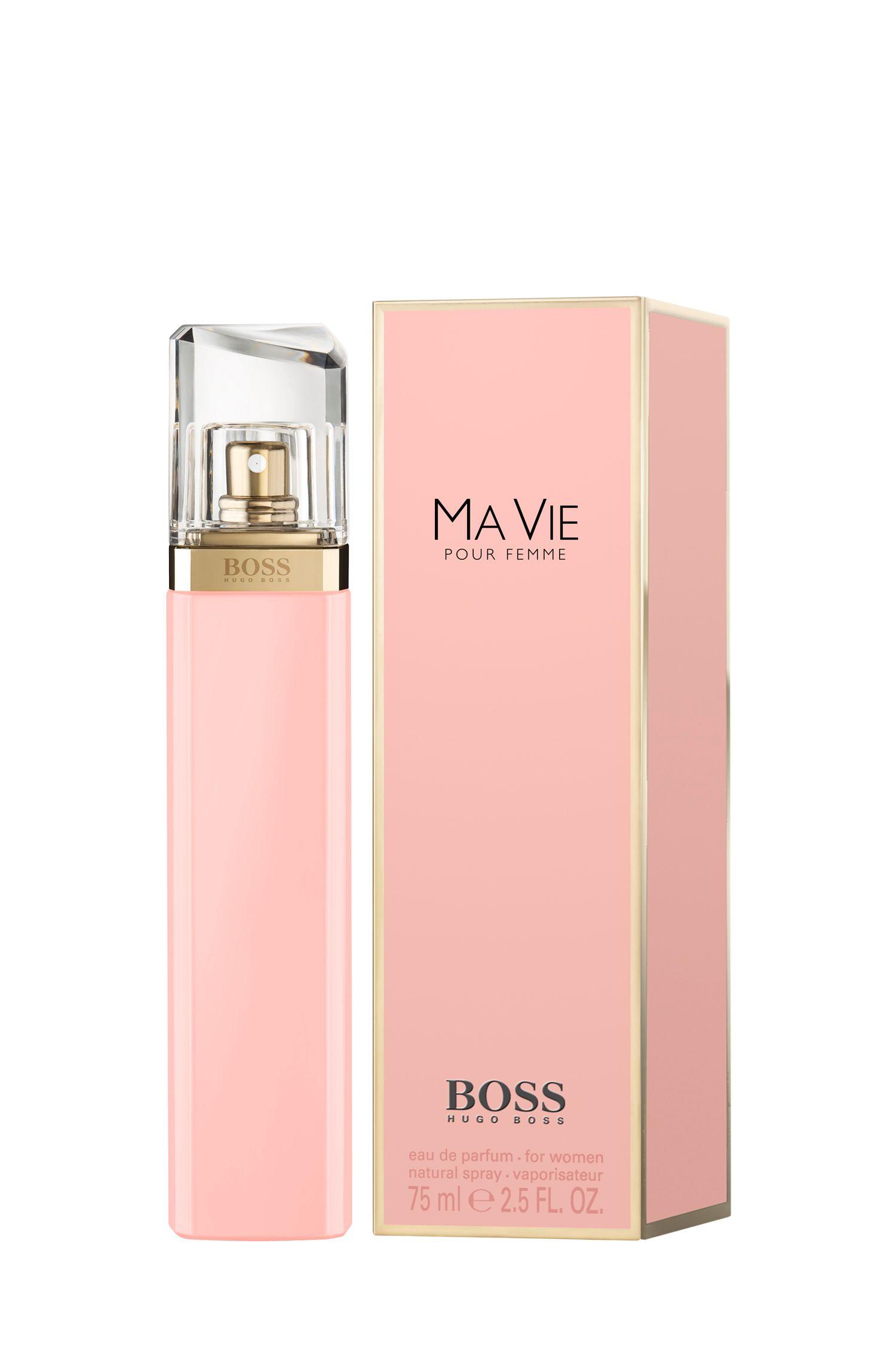 BOSS Ma Vie Pour Femme Eau de Parfum 75ml, Assorted-Pre-Pack