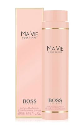 BOSS Ma Vie Pour Femme Bodylotion 200 ml, Assorted-Pre-Pack