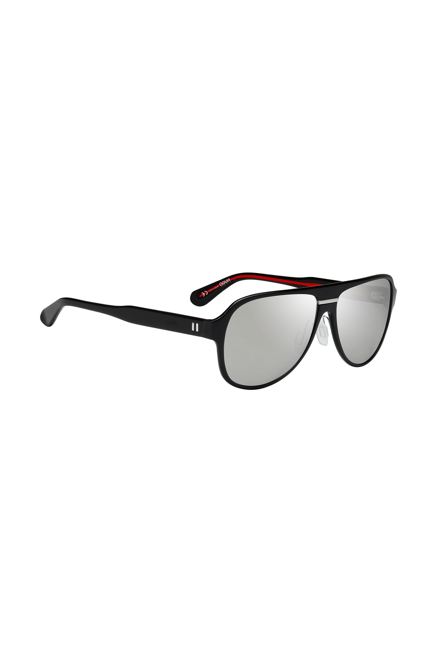 Gafas de sol con montura integral de aluminio: '0121/S'