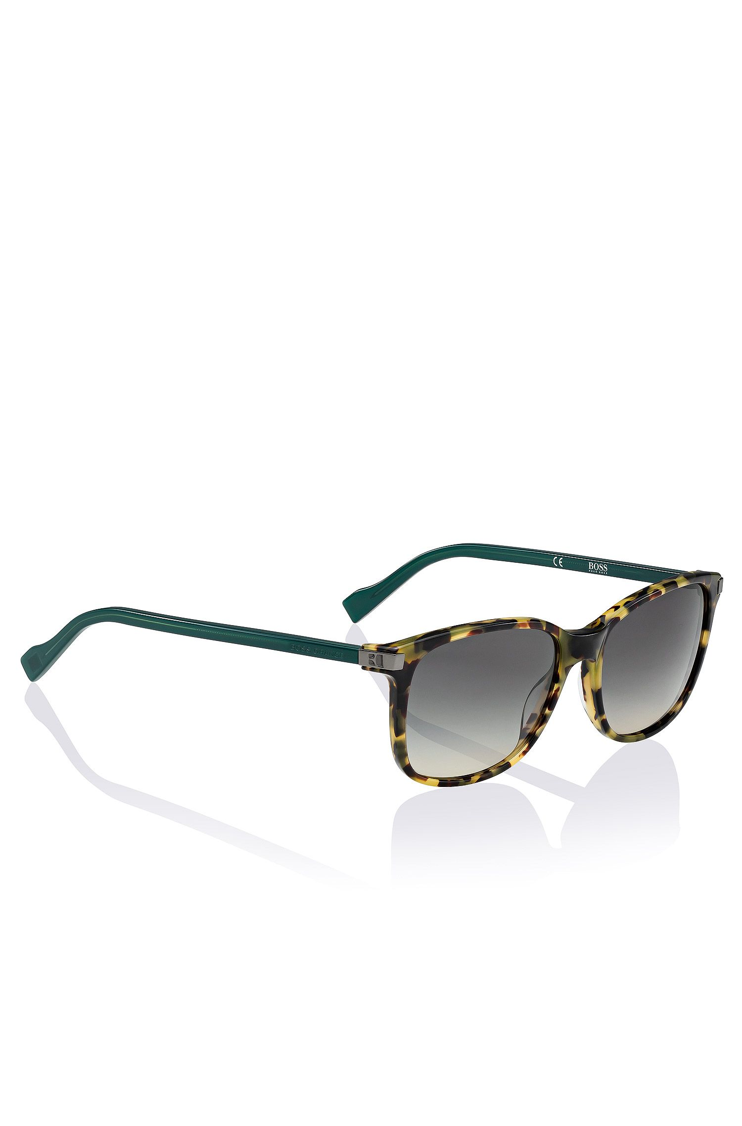 Vintage-zonnebril 'BO 0179/S' van acetaat