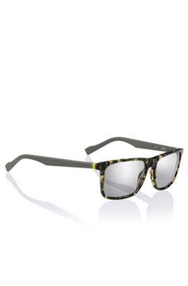 Sonnenbrille mit gemusterter Vollrandfassung: '0174/S', Assorted-Pre-Pack