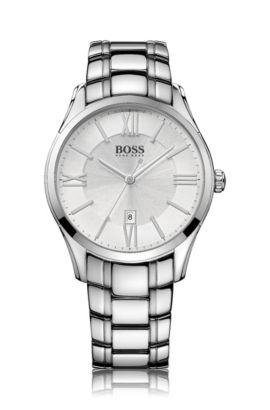Montre-bracelet «HB6038» avec cadran blanc, Assorted-Pre-Pack