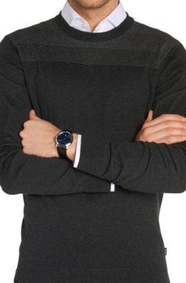 Montre-bracelet «HB1013» avec cadran bleu, Assorted-Pre-Pack