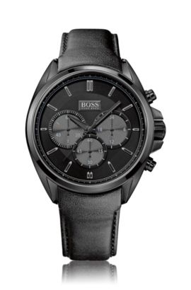Chronographe « HB301 » gris-noir, Assorted-Pre-Pack