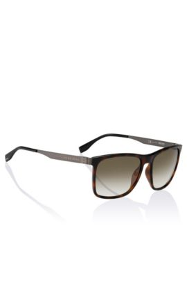 Sunglasses 'BOSS 0671/S' in acetate and stainless steel, Assorted-Pre-Pack