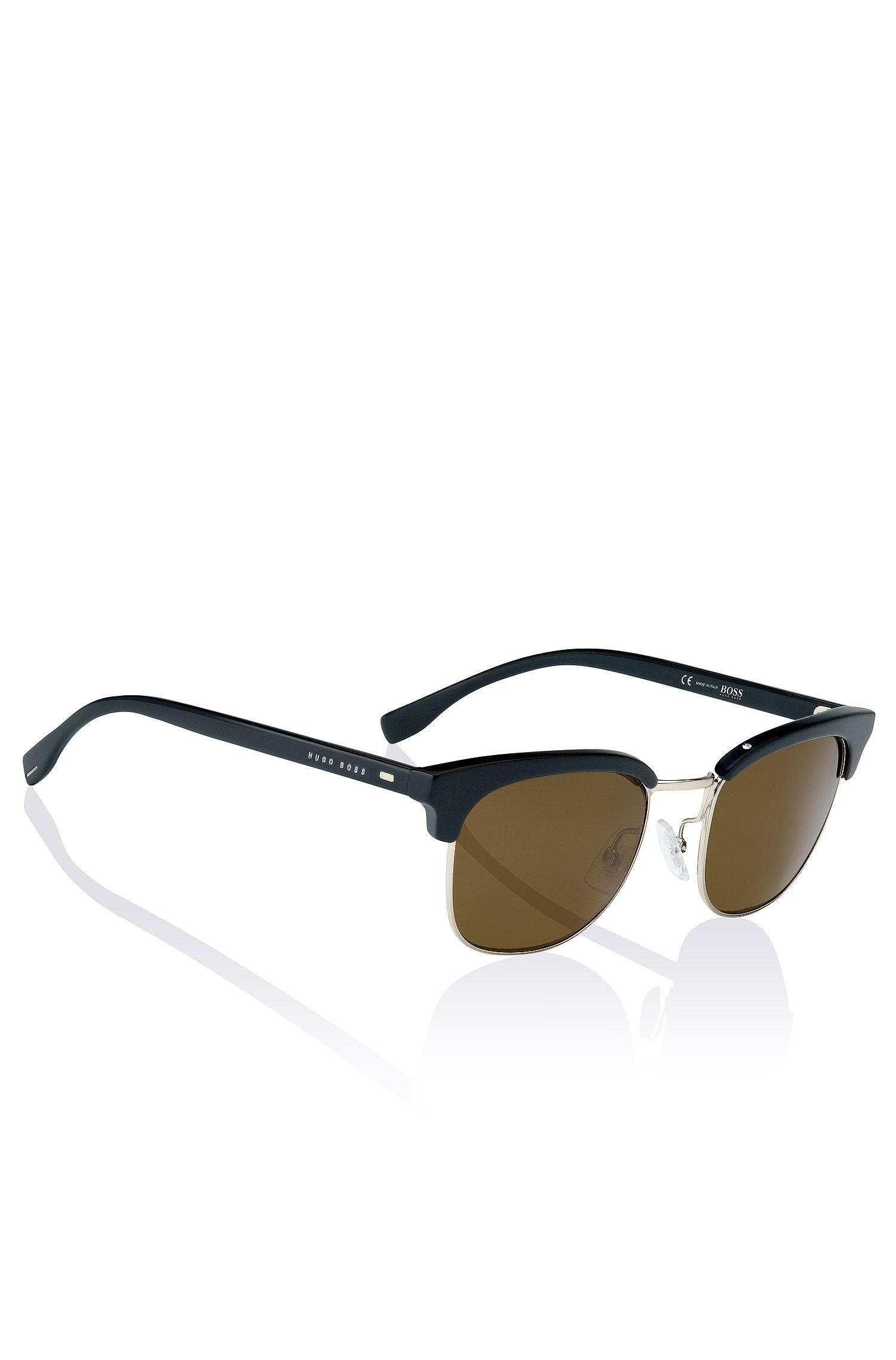 Clubmaster sunglasses 'BOSS 0667'