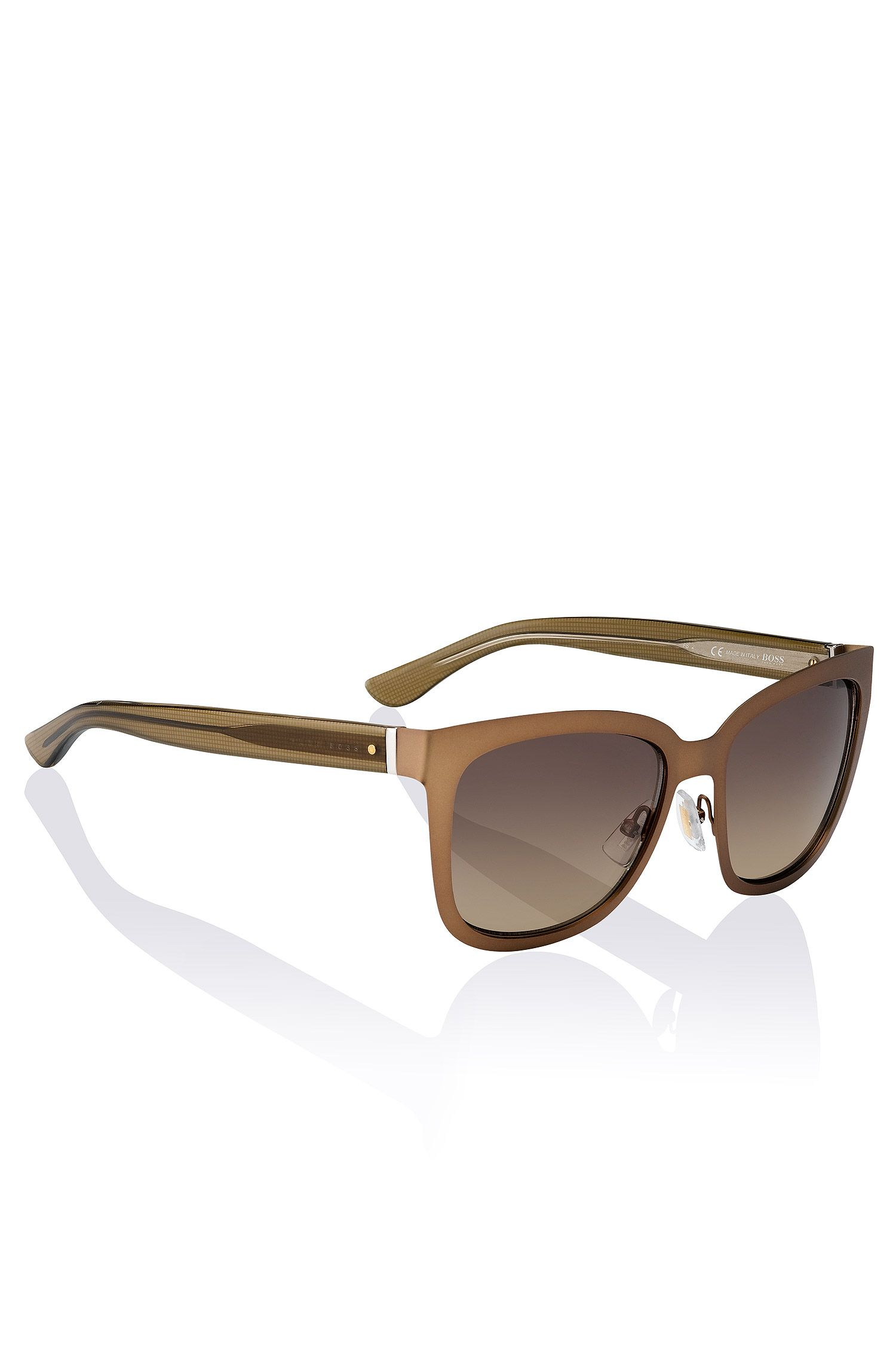 Sunglasses 'BOSS 0676' in acetate and metal