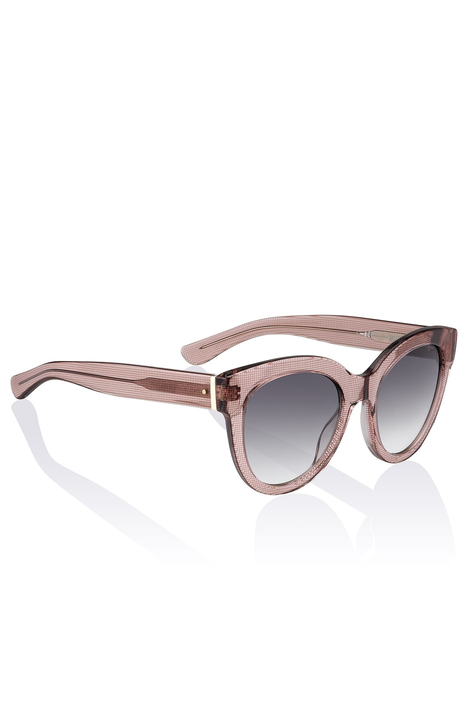 Sunglasses 'BOSS 0675' in acetate and metal