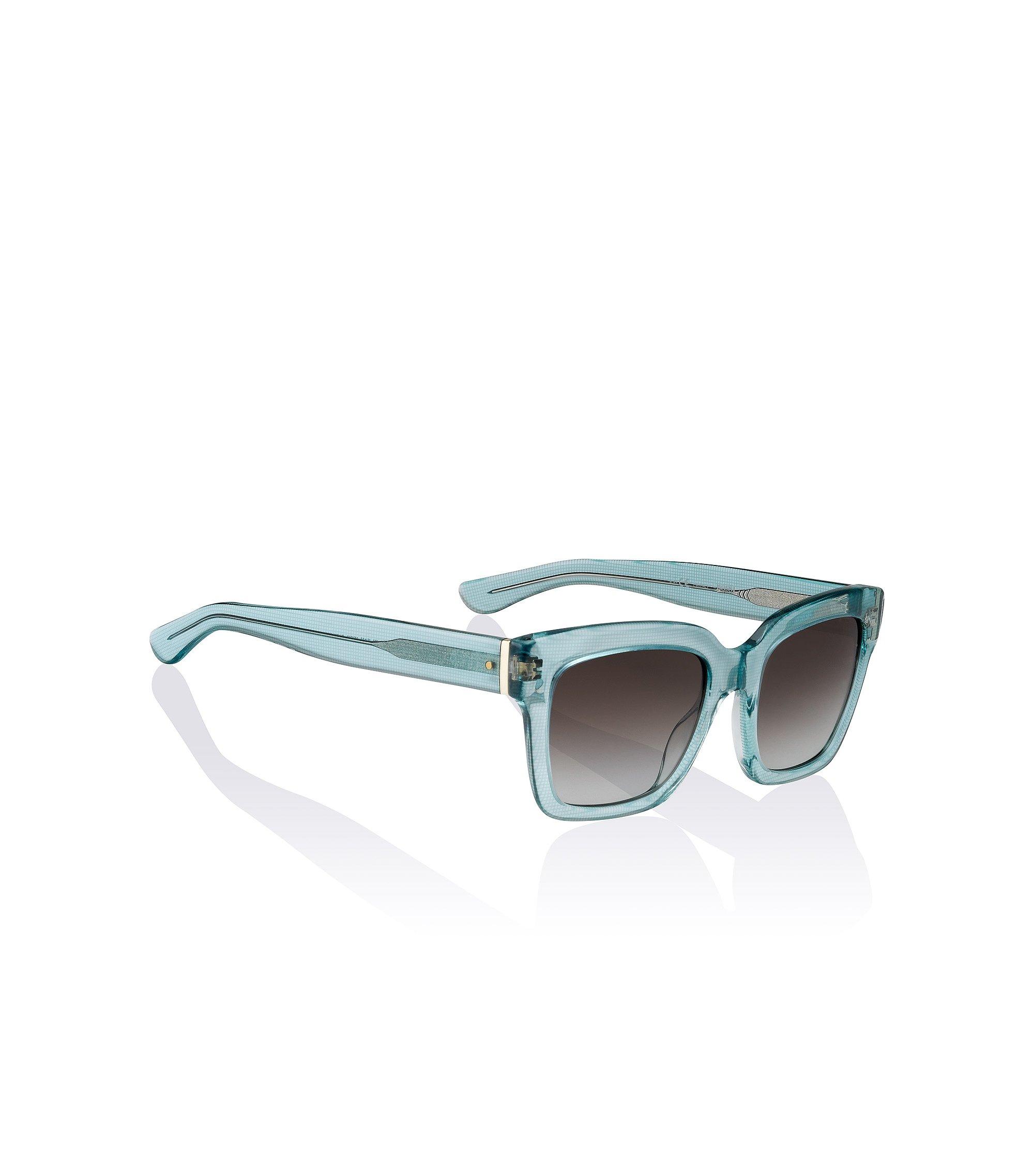 Wayfarer-zonnebril 'BOSS 0674' van acetaat en metaal, Assorted-Pre-Pack