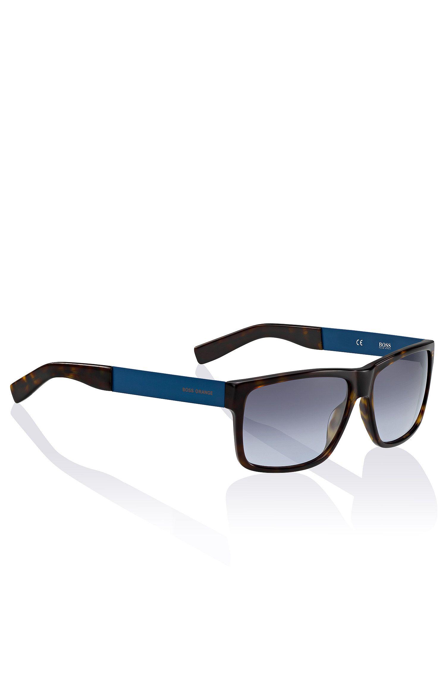 Sonnenbrille ´BO 0196` aus Metall und Acetat