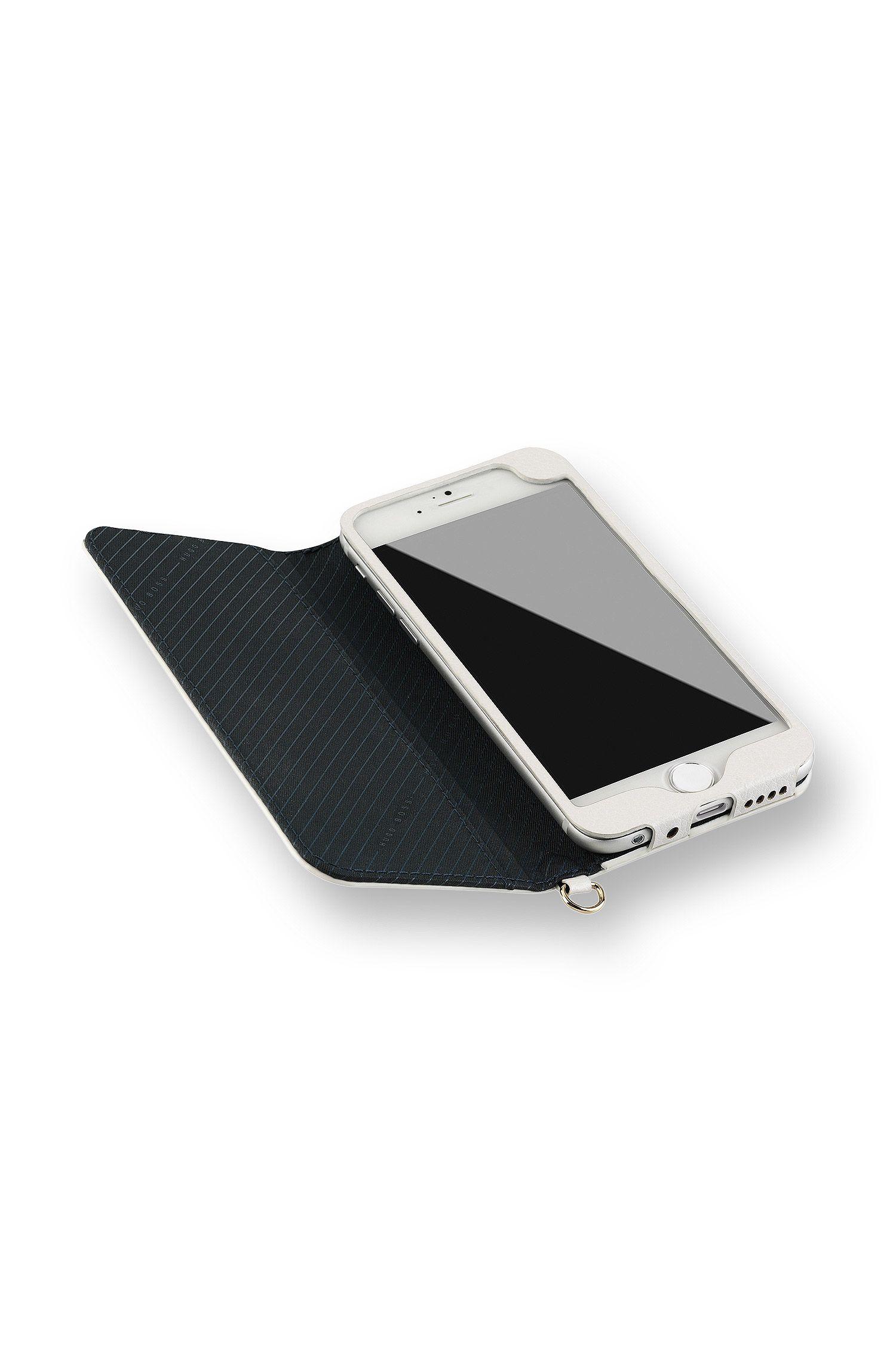 Étui portefeuille «Folianti IP6 4.7 - White» pour iPhone 6 4.7, Blanc
